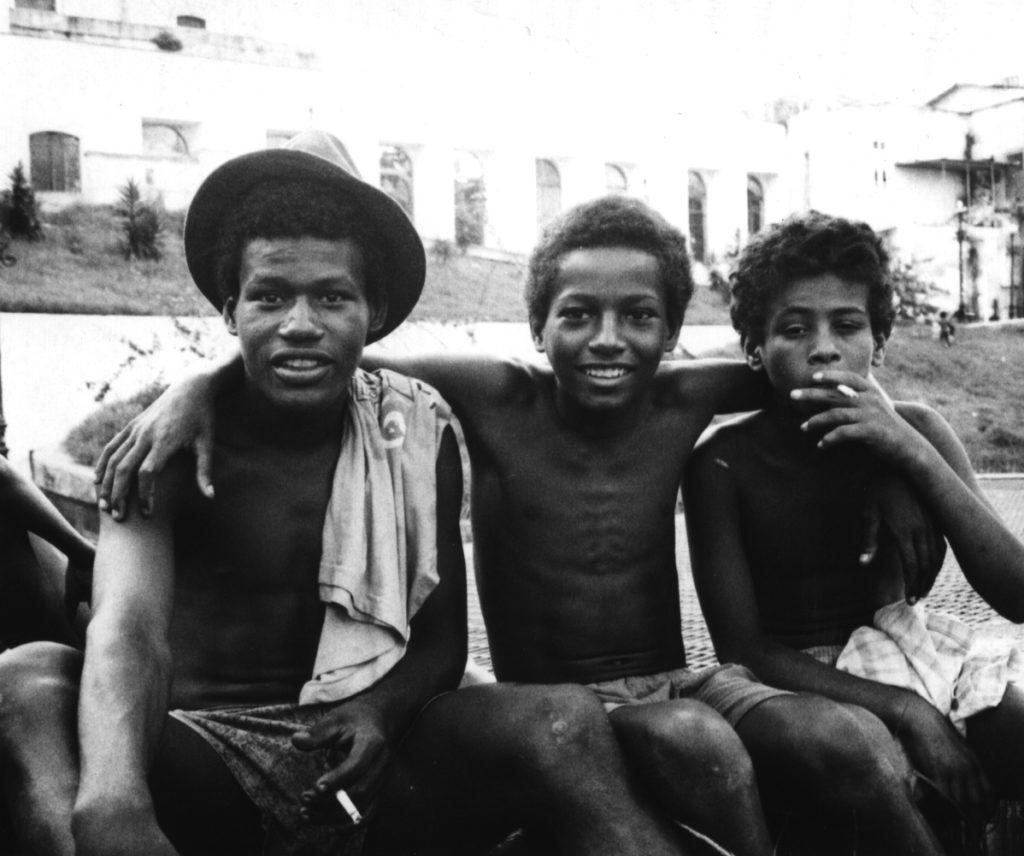 Gosses de Rio, Thierry Michel, 1990